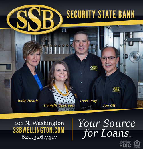 Security State Bank, Your Source for Loans.